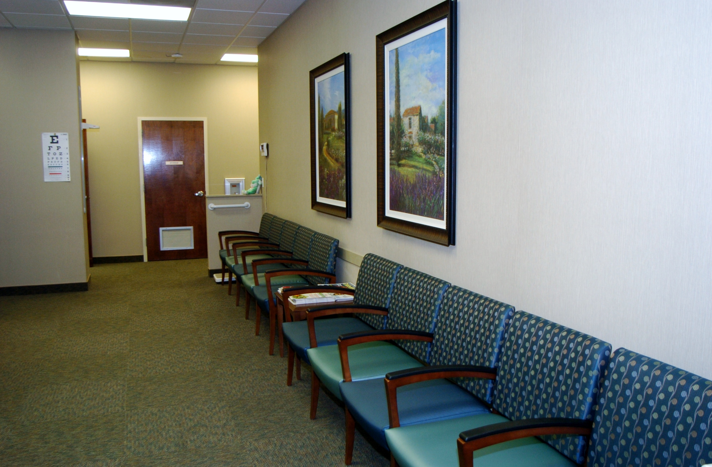 Guilford Medical Associates waiting area image